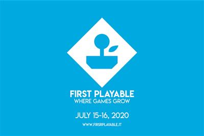 First Playable 2020, l'agenda dell'evento